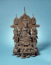 Chunda, Buddhist Goddess of Wisdom