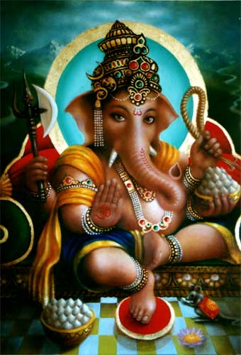 Shri Ganesha