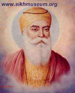 Guru Nanak, the founder of Sikhism