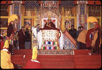 Kalachakra initiation