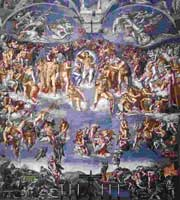 """""""The Last Judgment"""
