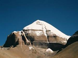 "Mount Kailash from south side"" width="