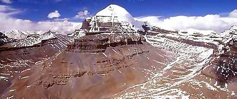 Mount Kailash - circumambulation view
