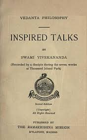 Inspired Talks, Swami Vivekananda
