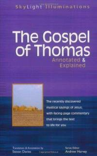 Stevan L. Davies, The Gospel of Thomas