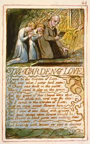 Blake garden of love irony essay
