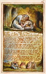 William Blake: The Little Vagabond