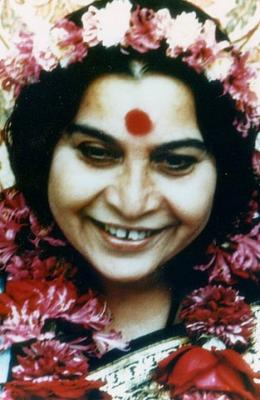The Spirit-Paraclete Shri Mataji Nirmala Devi