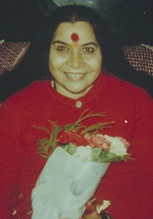 The [Spirit-]Paraclete Shri Mataji (Mar 21, 1923 - Feb 23, 2011)