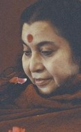 Shri Mataji, the incarnation of the Maha Devi