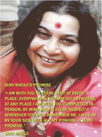 The Paraclete Shri Mataji