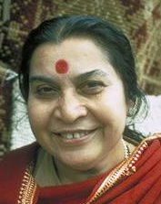 The incarnation of the Adi Shakti Shri Mataji Nirmala Devi