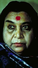 Shri Mataji, the incarnation of the Great Holy Spirit