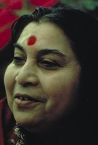 The promised Comforter Shri Mataji